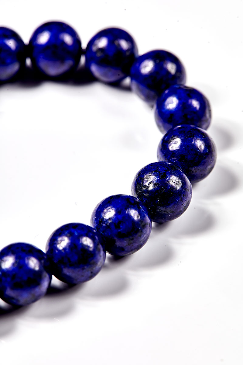 Lapis Lazuli Mala 21 Szemes