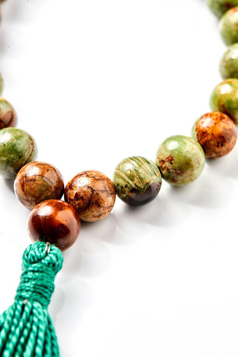 Zöld Opál Mala 21 Szemes